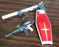 RGの武装